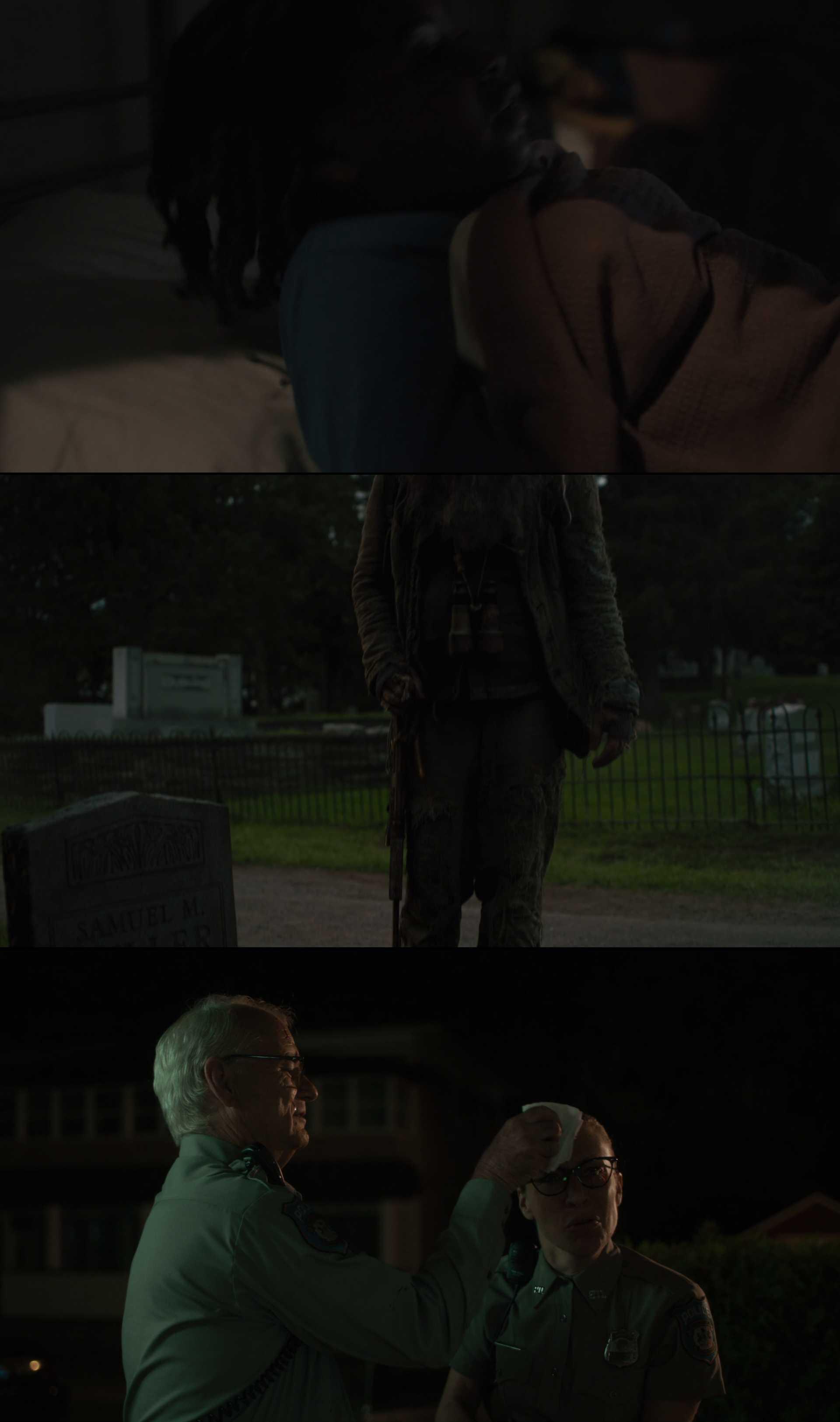 Screenshot of The Dead Don't Die Movie