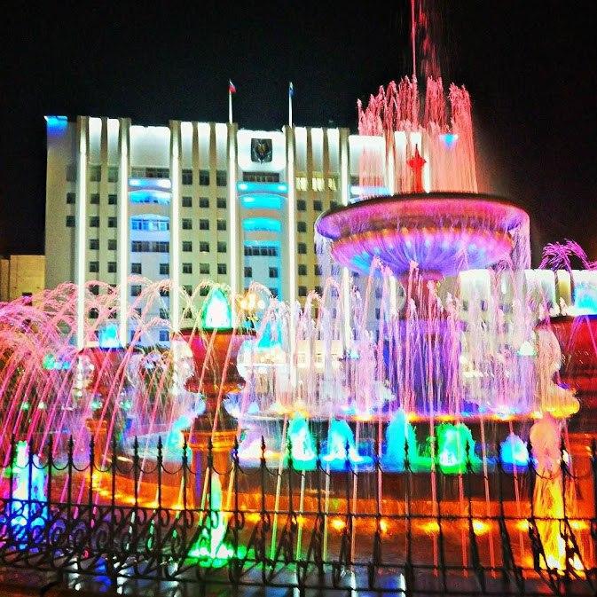Хабаровские фонтаны закроют в октябре