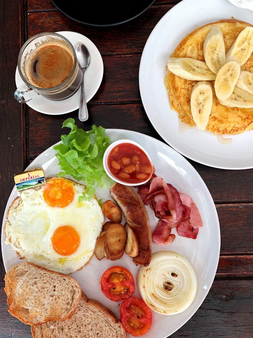 варианты завтраков для похудения