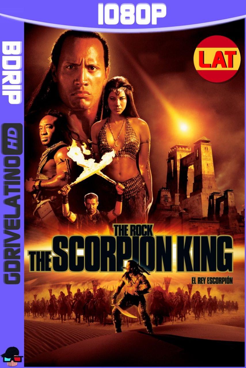 El Rey Escorpión (2002) BDRip 1080p Latino-Ingles MKV