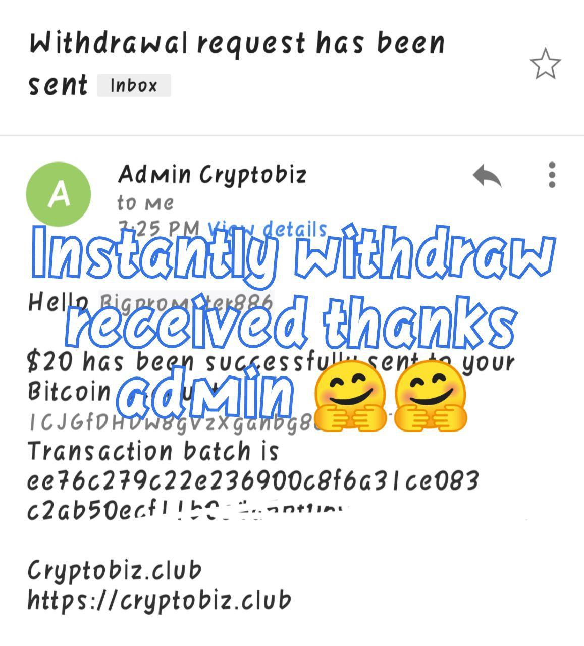 legit Telegram btc botok