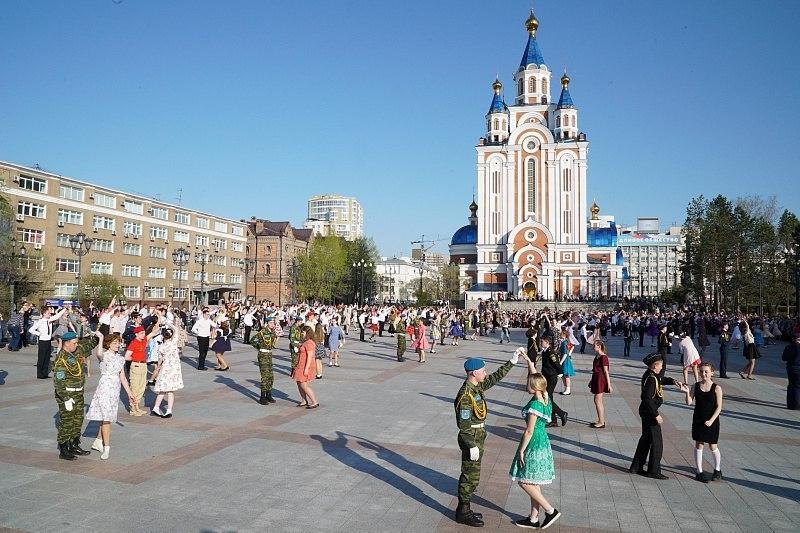 «Победный вальс» пройдет в Хабаровске 3 сентября