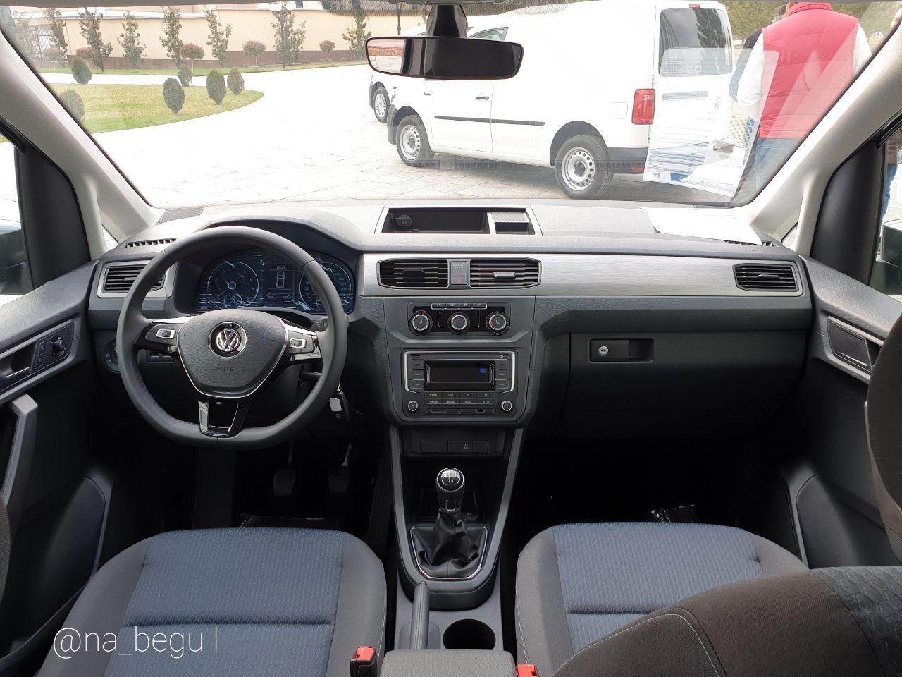 Volkswagen Caddy Narxi - Цена на Кэдди в Узбекистане - 17