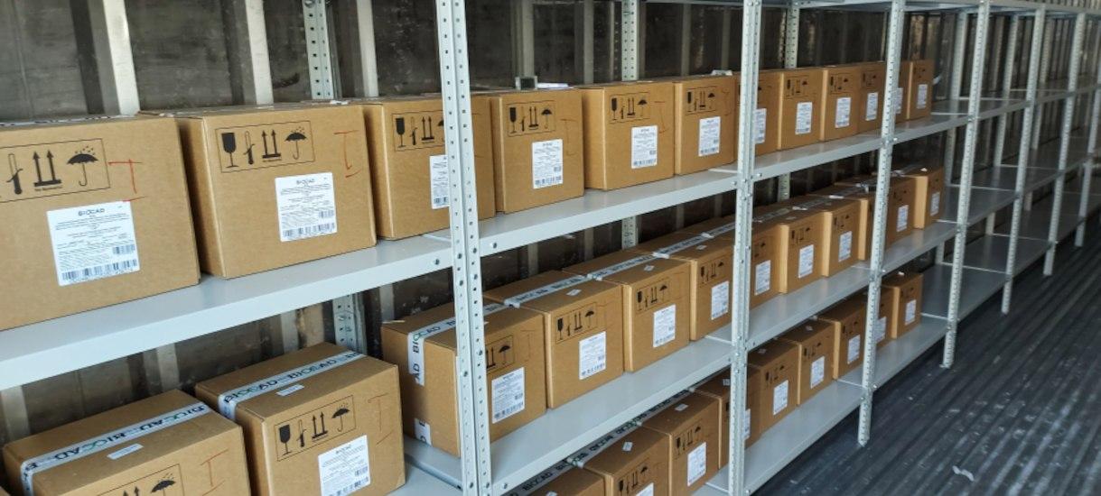 В Хабаровский край поступит еще 54,3 тысячи доз вакцины от коронавируса