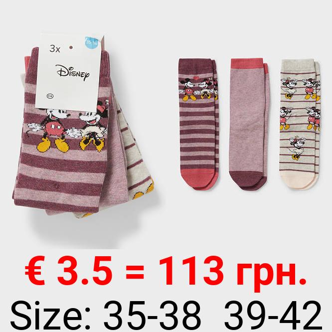 Socken - 3 Paar - Disney