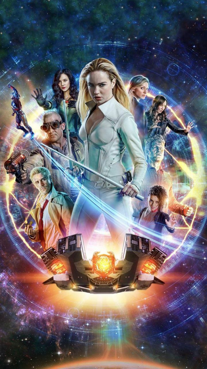 Free Download DC's Legends of Tomorrow Full Movie