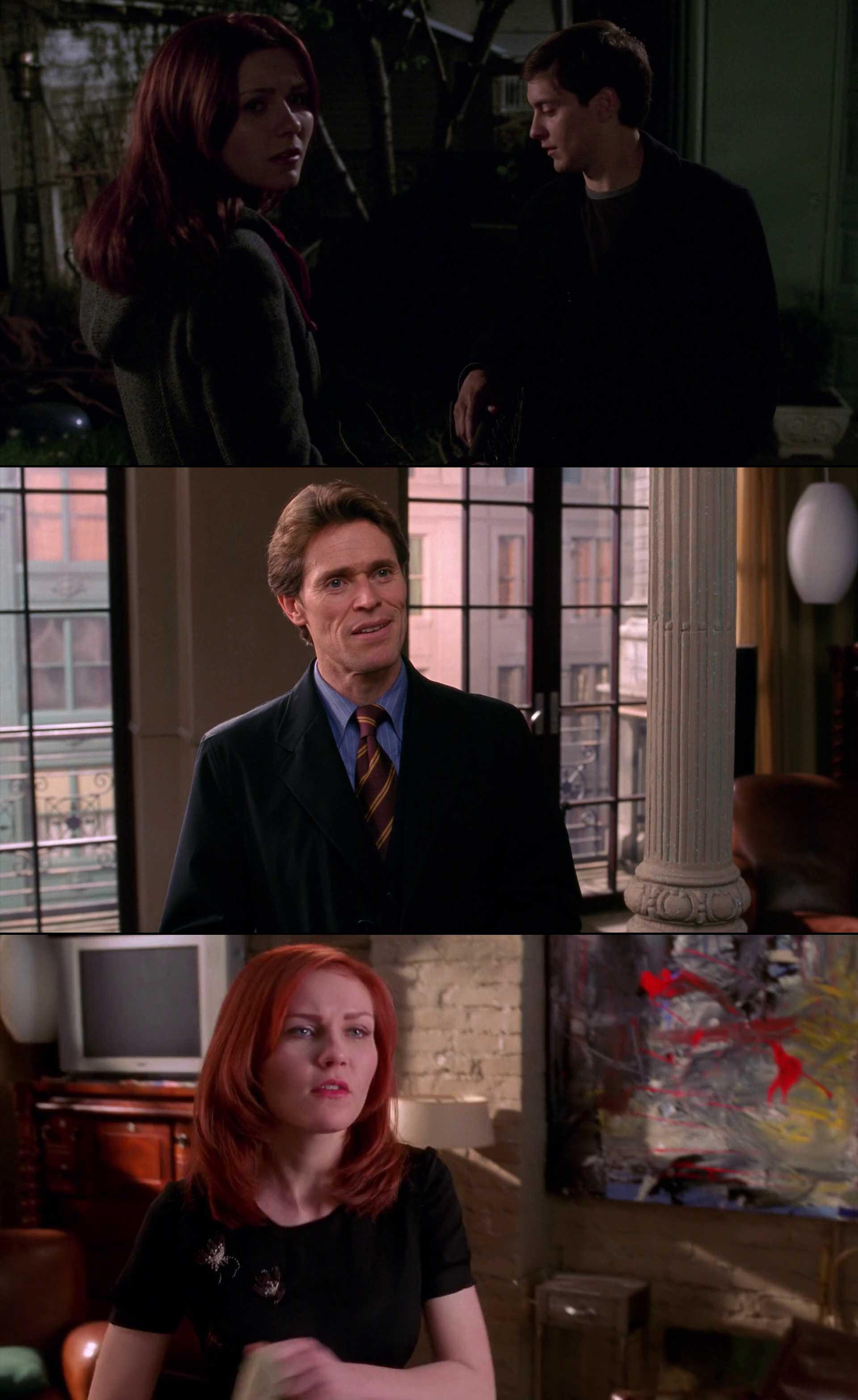 Screenshot of Spider-Man Movie