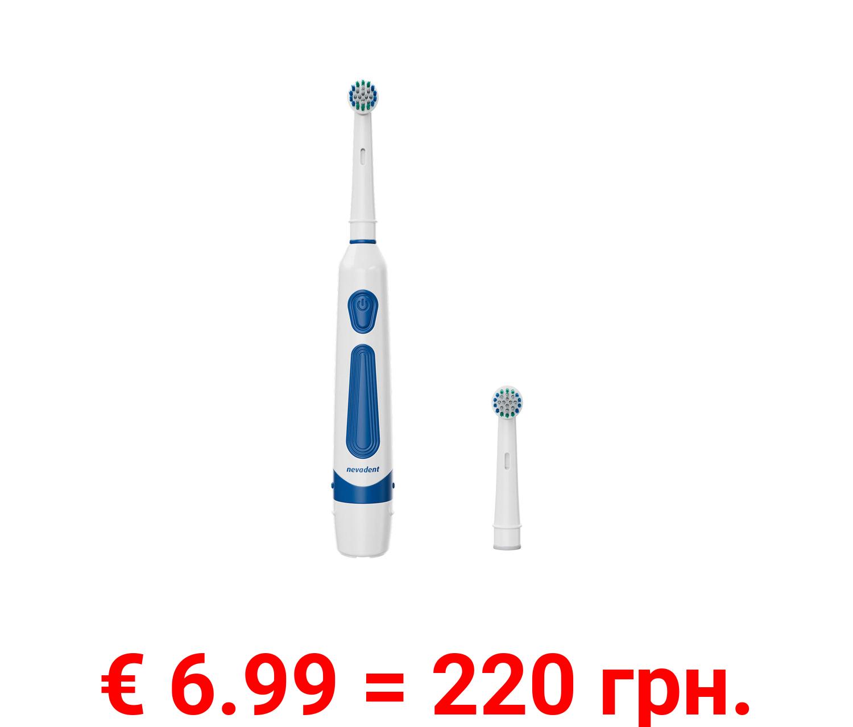 NEVADENT® Zahnbürste batteriebetrieben oszillierend