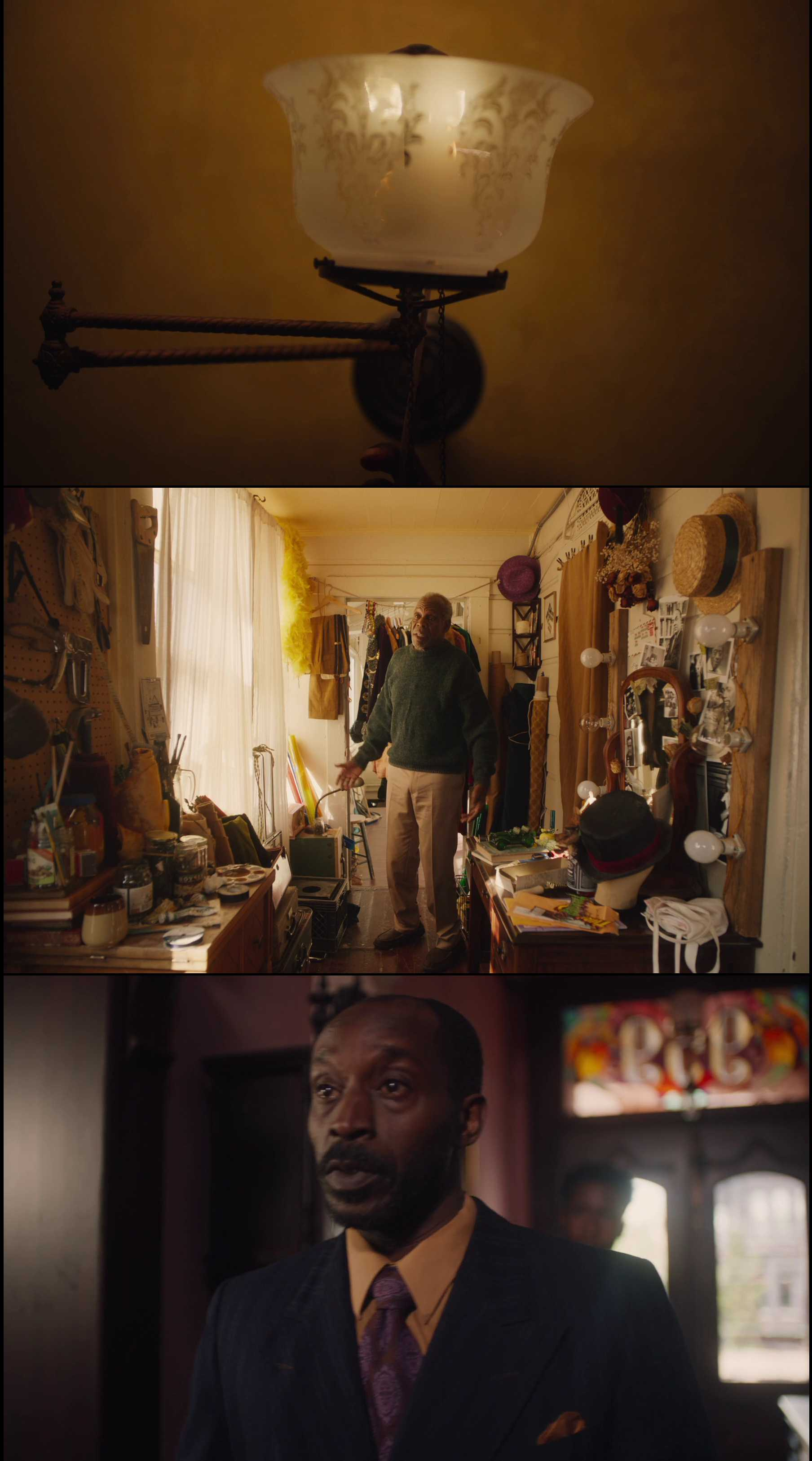 Screenshot of The Last Black Man in San Francisco Movie