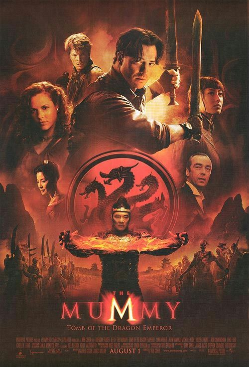 Free Download The Mummy: Tomb of the Dragon Emperor Full Movie