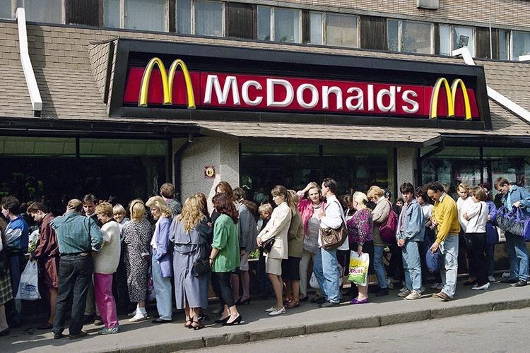 Макдоналдс объявил о приходе в Хабаровск