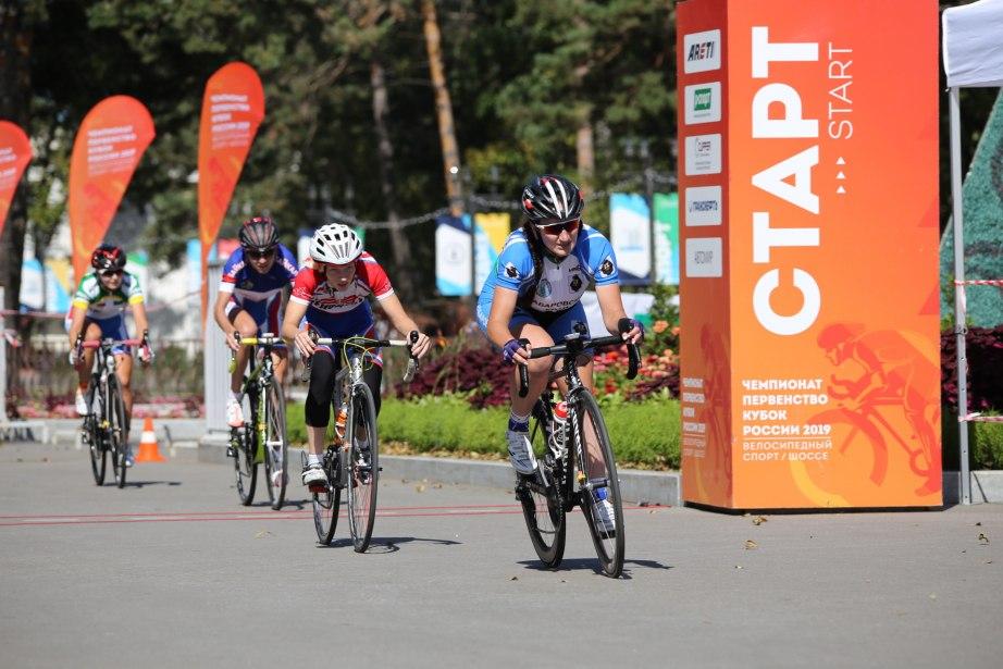 Соревнования по велоспорту 2021