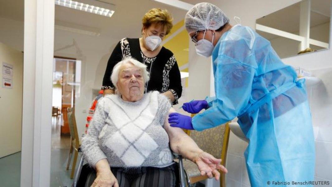 Вакцинацию от Covid-19 на дому планируют организовать в Хабаровском крае