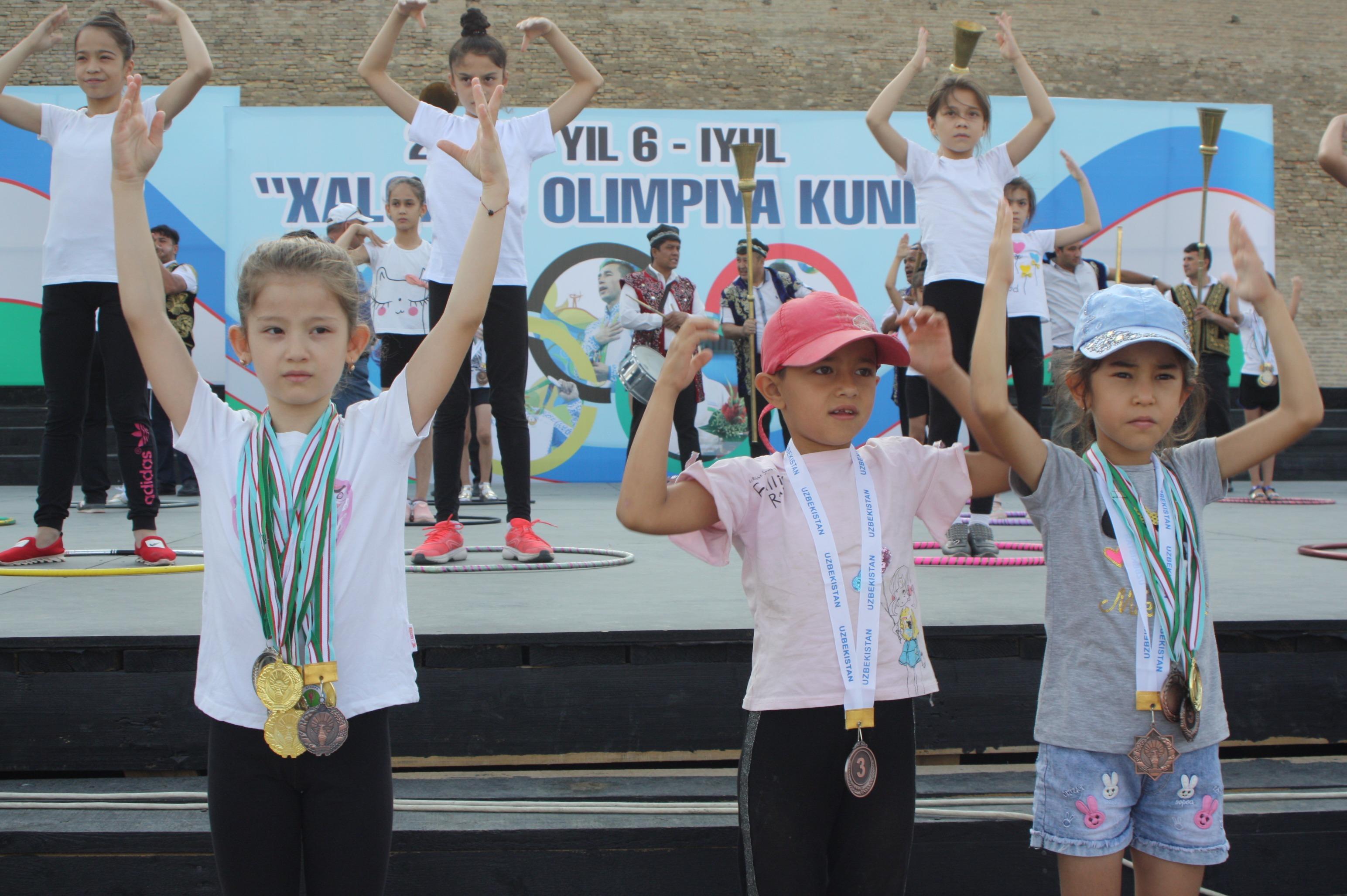 Халқаро Олимпия куни