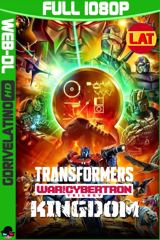 Transformers: La Guerra por Cybertron – Reino (2021) Temporada 01 NF WEB-DL 1080p Latino-Ingles MKV