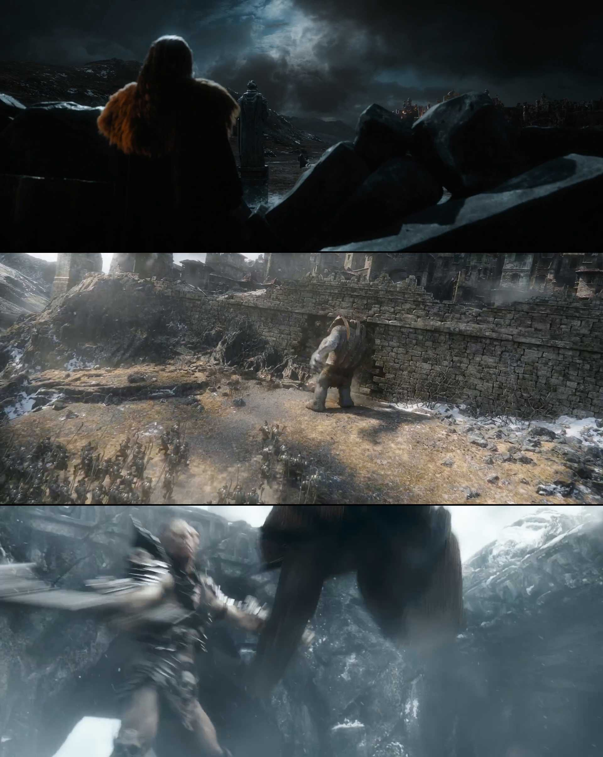 Screenshot of The Hobbit: The Battle of the Five Armies