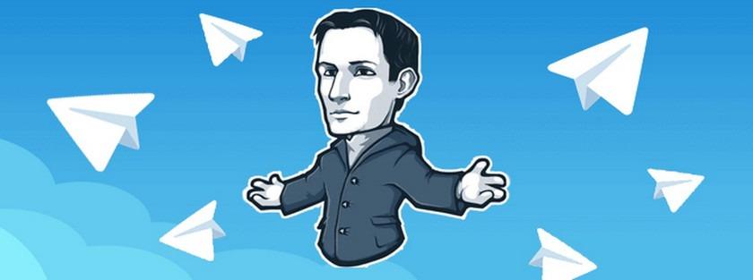 Павел Дуров сообщил властям США о привлечении $850 млн на развитие Telegram и блокчейн-платформы TON