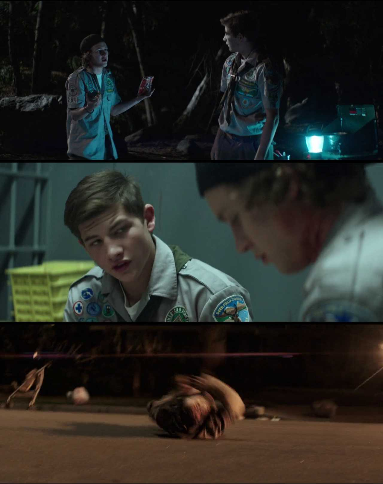 Screenshot of Scouts Guide to the Zombie Apocalypse Movie