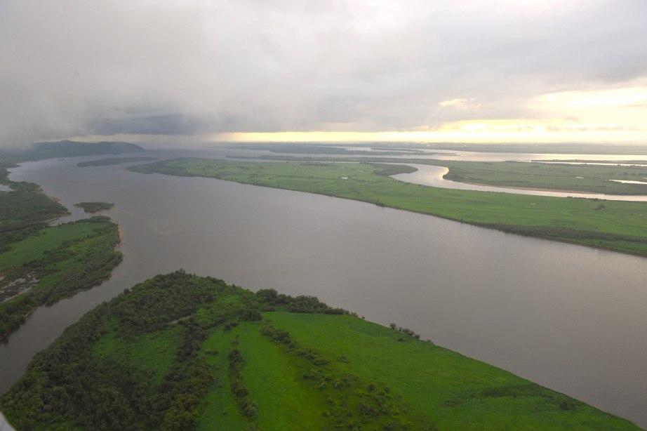В районах Хабаровского края начались дождевые паводки