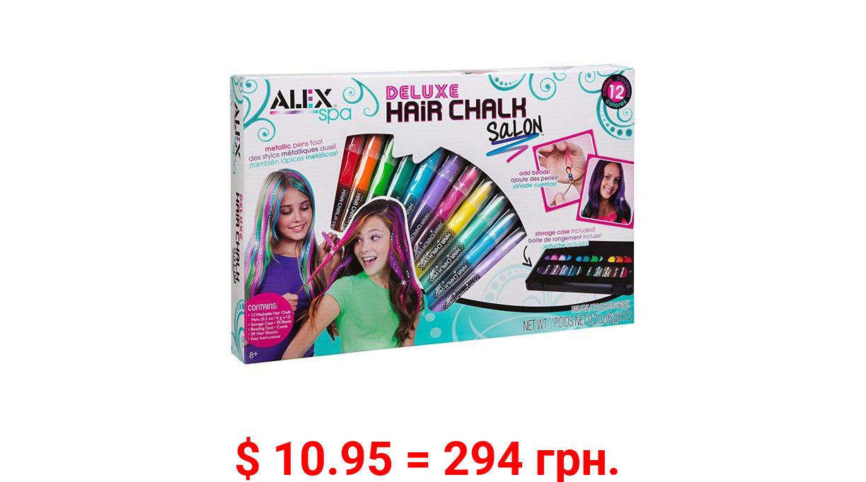 ALEX Spa Deluxe Hair Chalk Salon