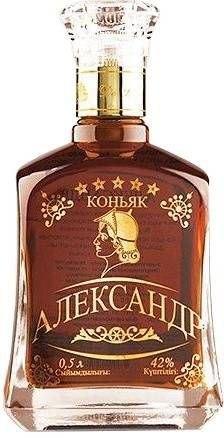 Коньяк «Александр»: безупречное качество, благородство, аромат и крепость