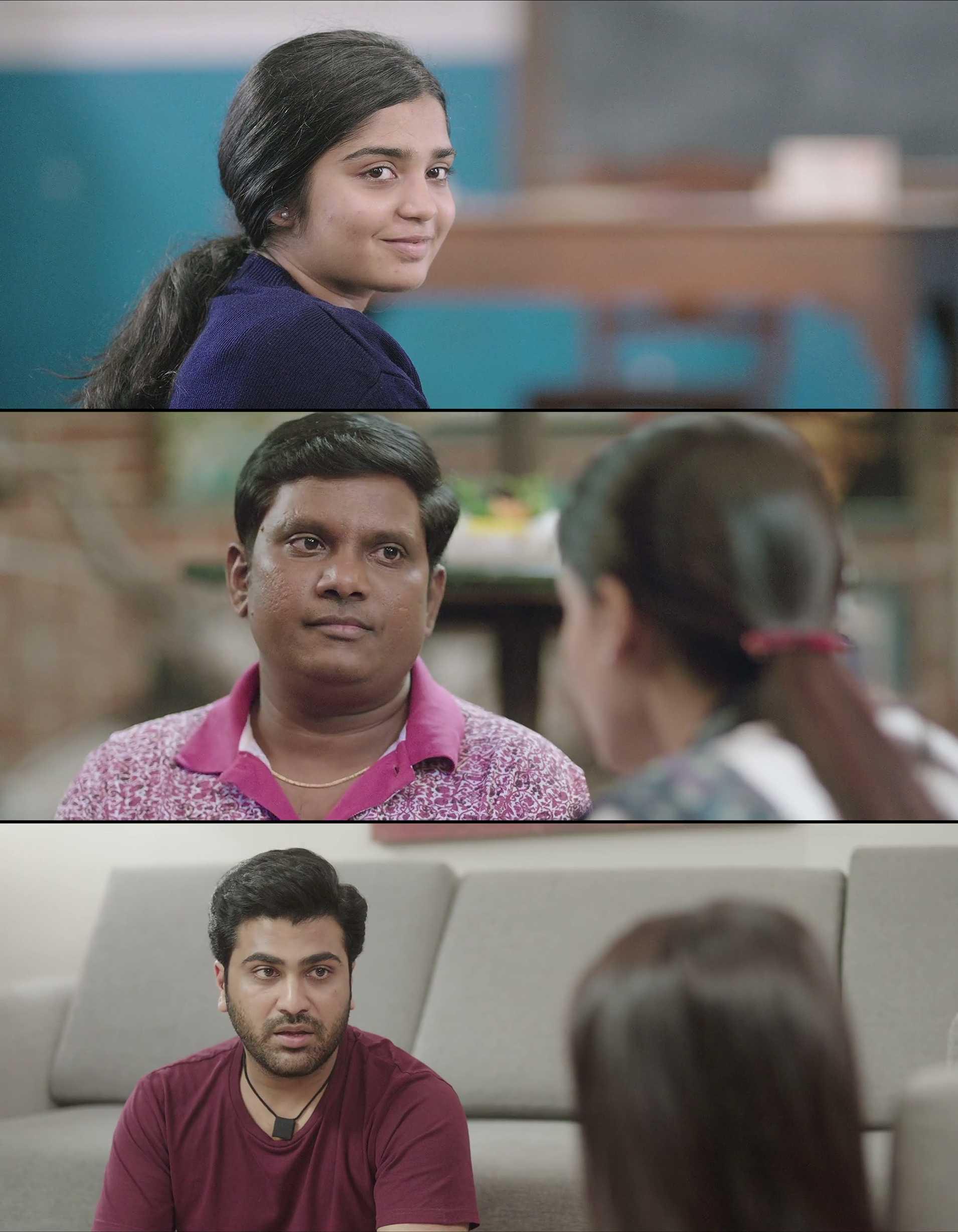 Screenshot of Jaanu Movie