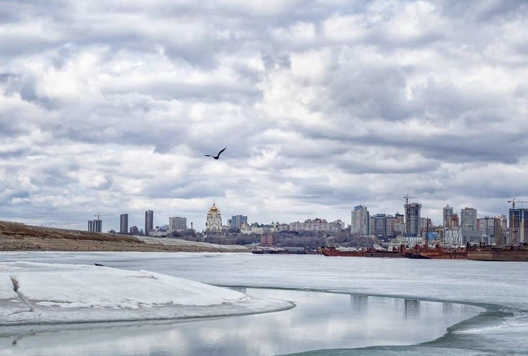 В Хабаровском крае аномально рано начался ледоход