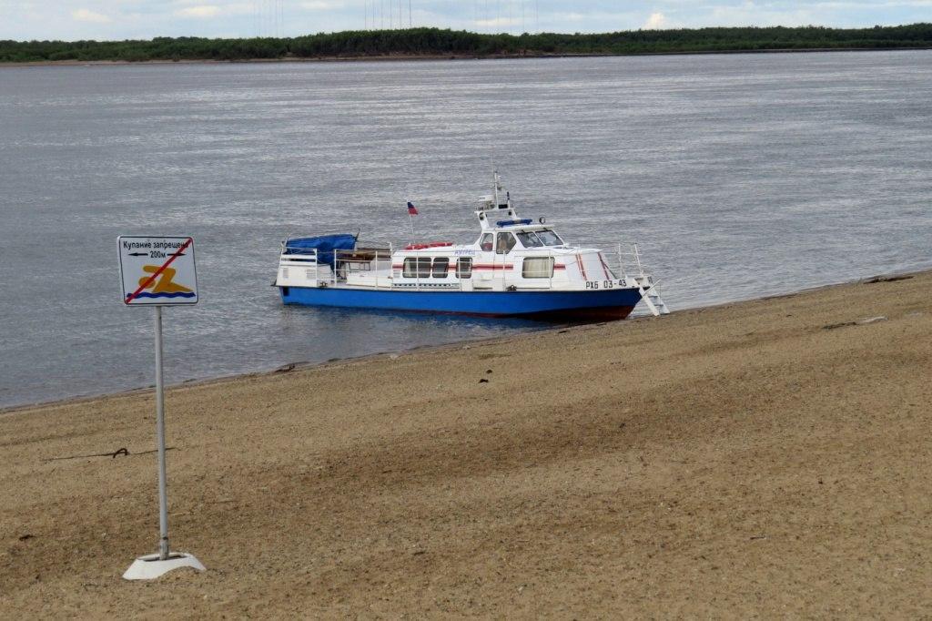 Движение маломерных судов на водных объектах в границах Хабаровска будет разрешено с 30 апреля