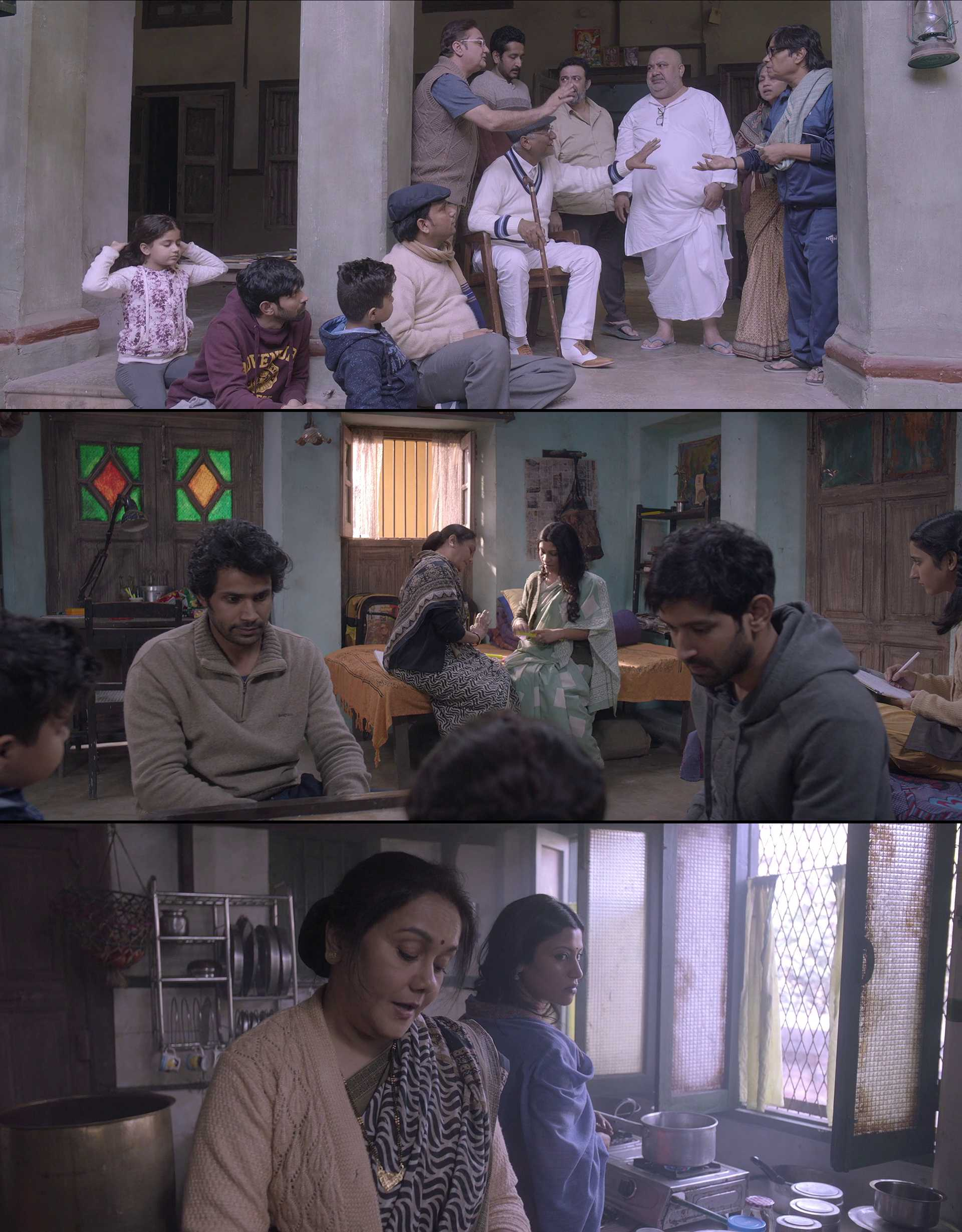 Screenshot of Ramprasad Ki Tehrvi Movie