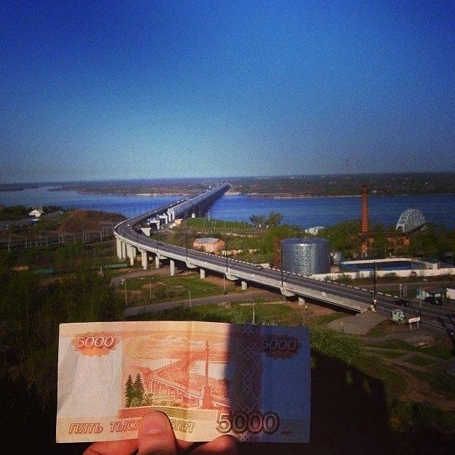 Банк России объяснил замену Хабаровска на купюре 5000 рублей