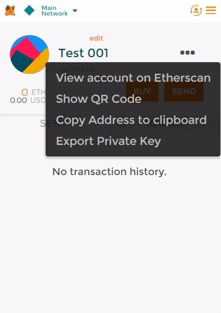 Metamask - плагин быстрых платежей и переводов в сети Ethereum