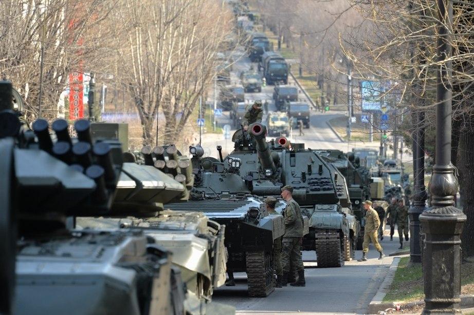 Генеральная репетиция Парада Победы пройдет в Хабаровске 7 мая