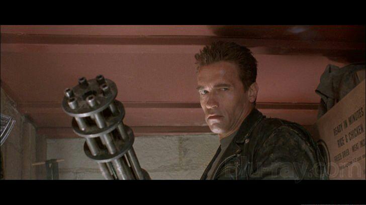 Video Screenshot of Terminator 2: Judgment Day