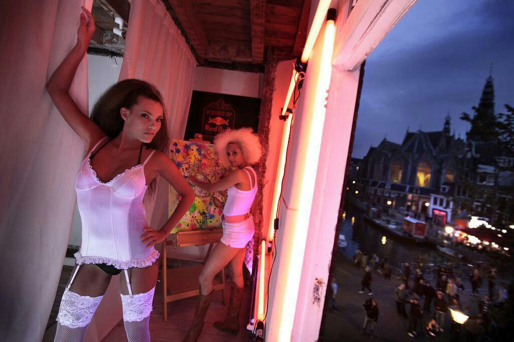 Бангкок улица красных фонарей порно онлайн — pic 3