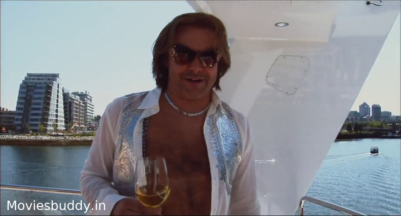 Video Screenshot of Hot Tub Time Machine