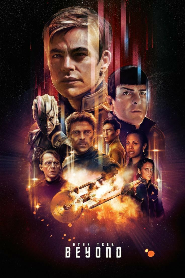 Free Download Star Trek Beyond Full Movie