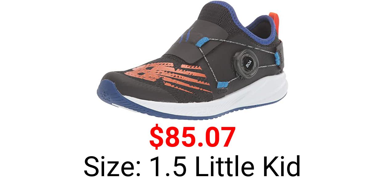 New Balance Kids' FuelCore Reveal Boa V2 Alternative Closure Running Shoe
