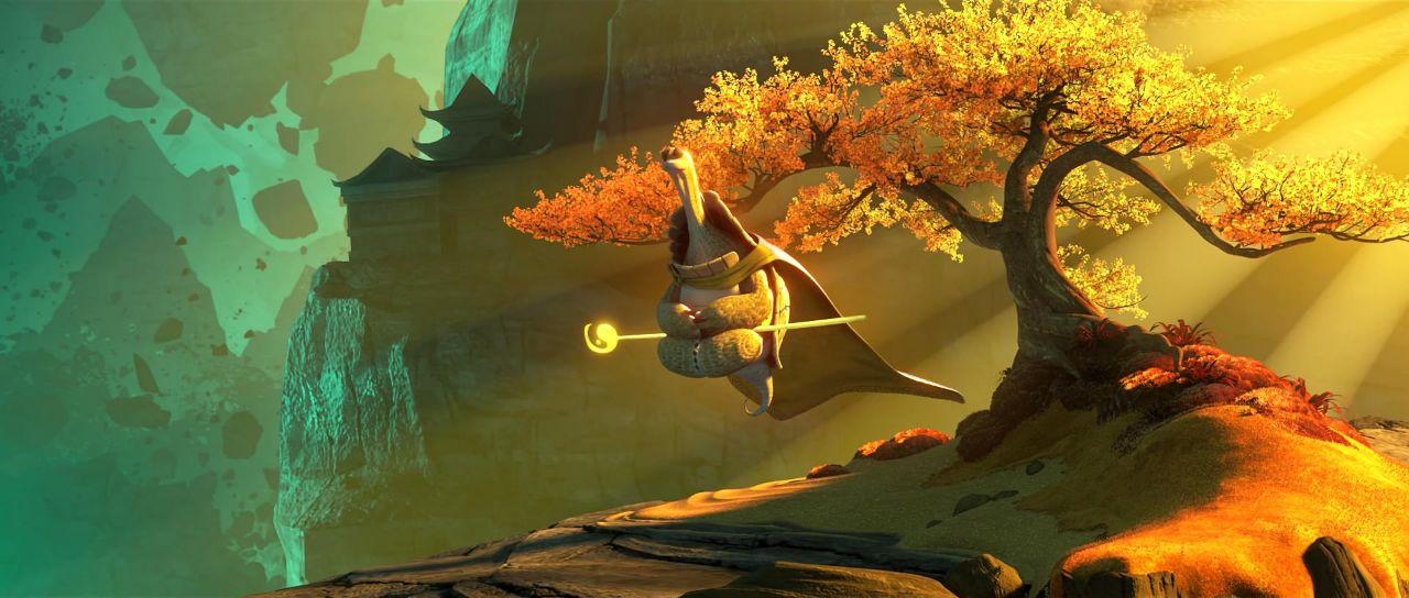 Video Screenshot of Kung Fu Panda 3