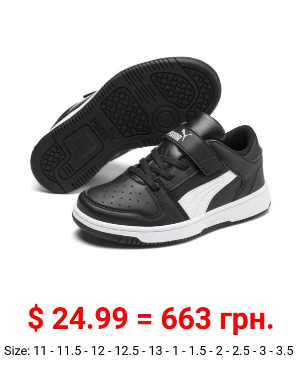 PUMA Rebound LayUp Lo Little Kids' Shoes