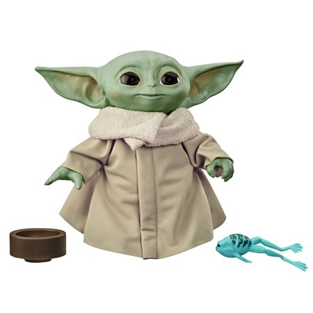 Star Wars The Child Talking Plush Toy with Sounds and Accessories