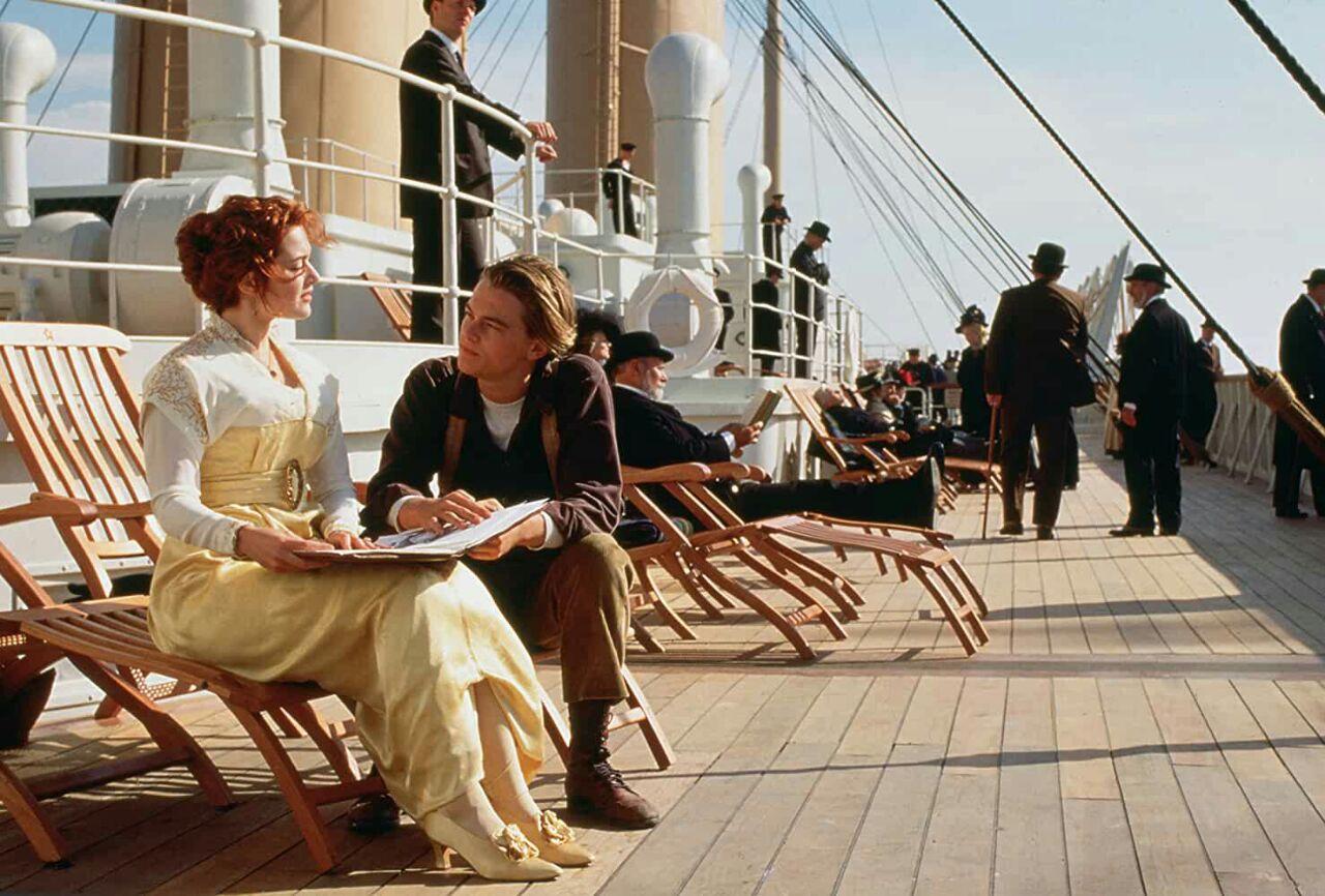 Screenshot of Titanic