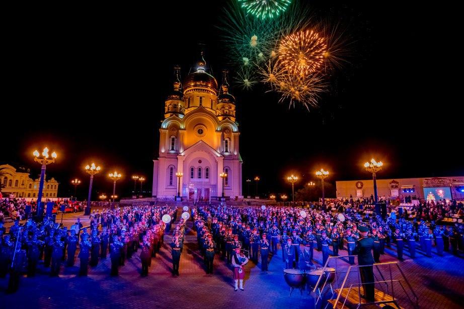 """600 музыкантов выступят на IX фестивале """"Амурские волны"""" в Хабаровске"""
