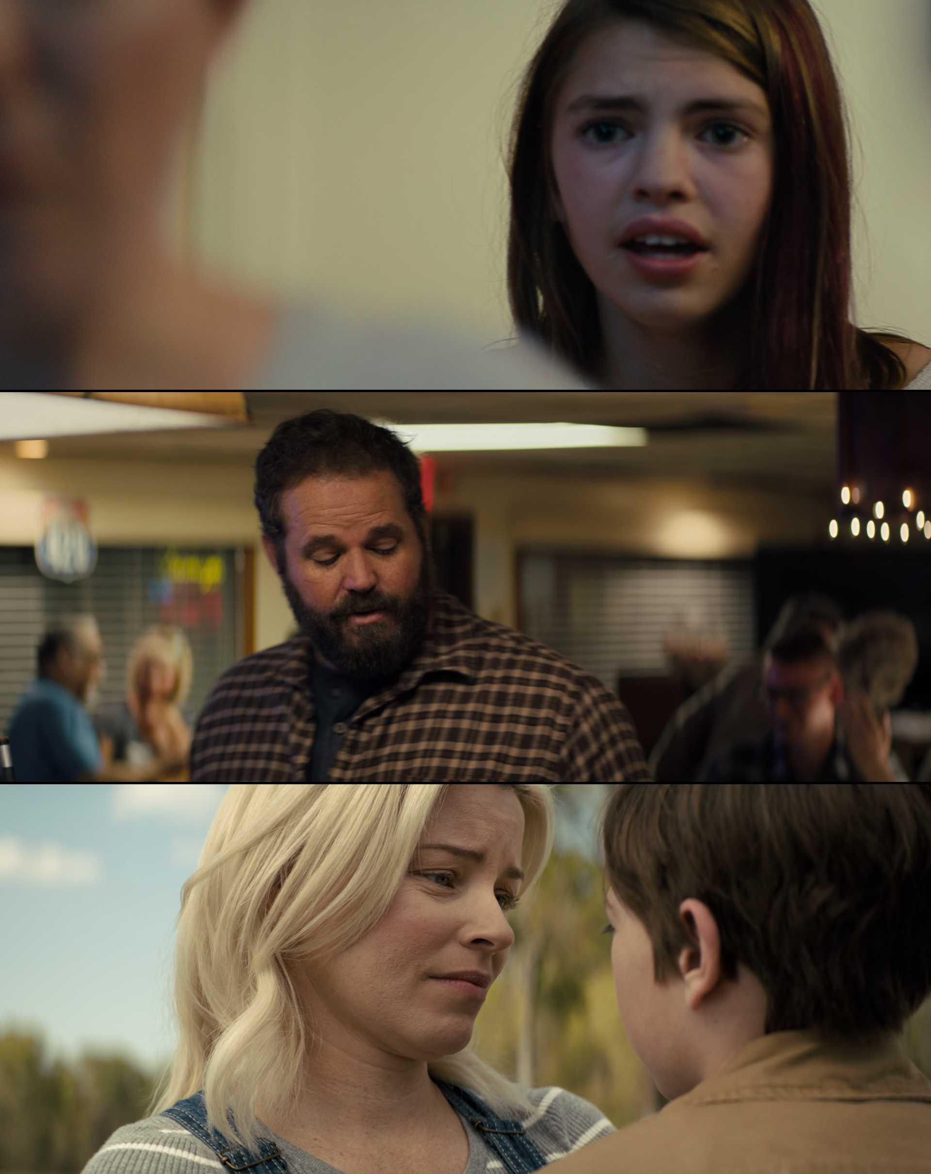 Screenshot of Brightburn Movie