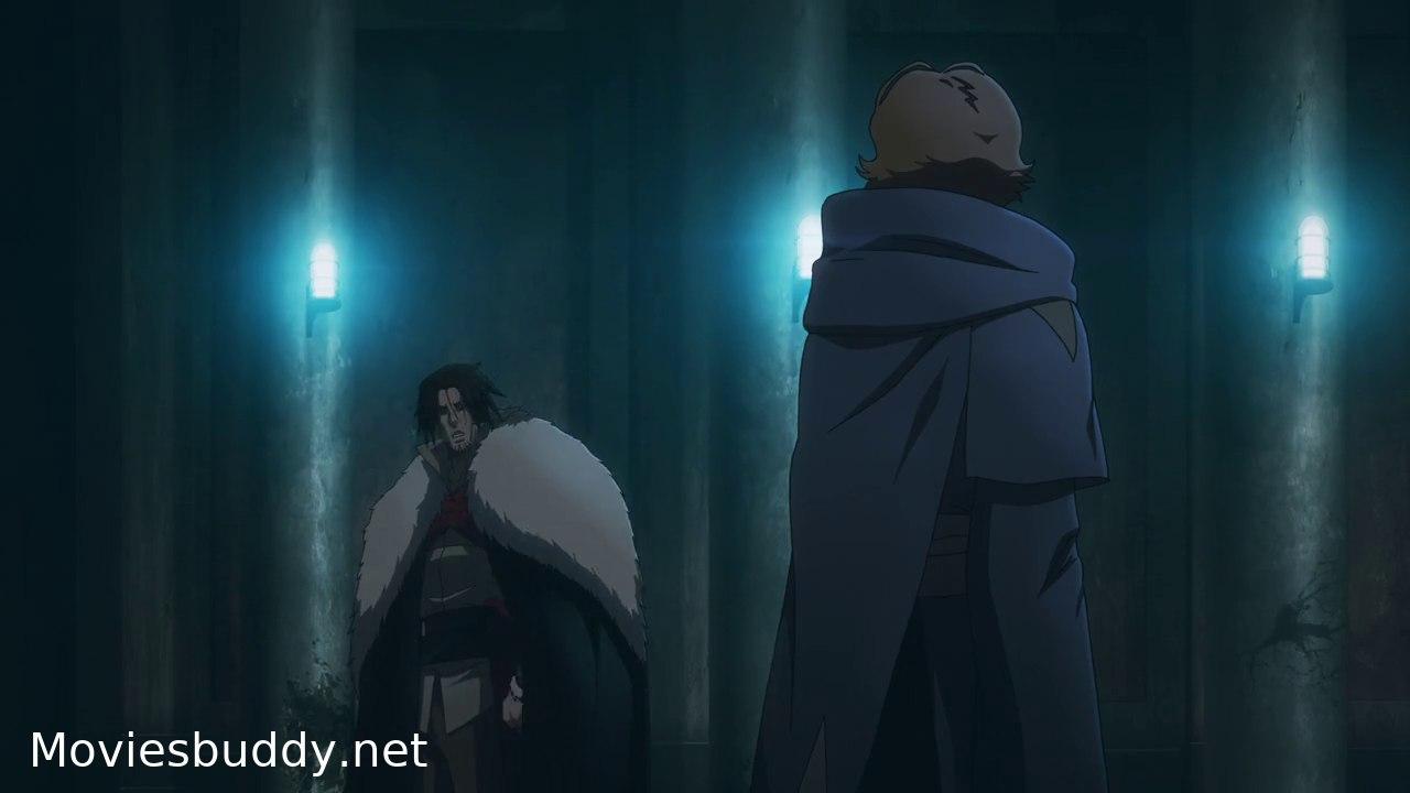 Screenshot of Castlevania