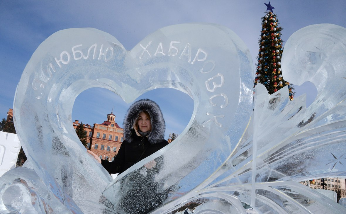 Только 20% Хабаровчан не будут работать 31 декабря