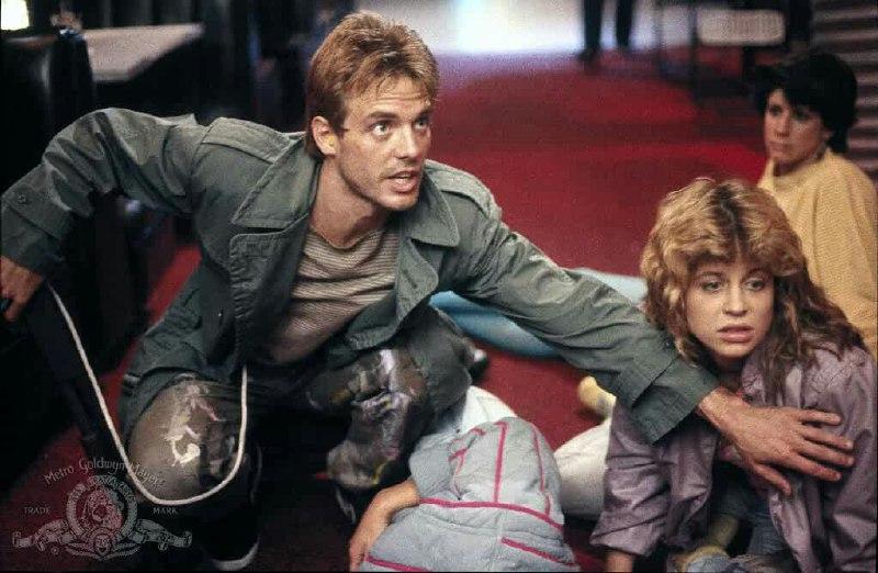 Movie Screenshot of The Terminator