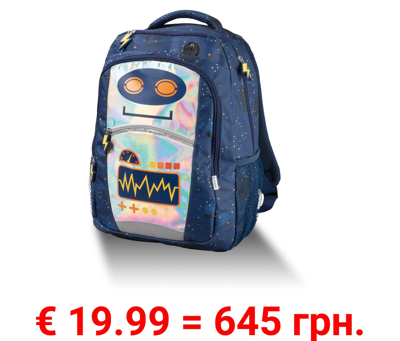 TOPMOVE® Kinder Rucksack, 460 g, 16 L Fassungsvermögen, atmungsaktiv