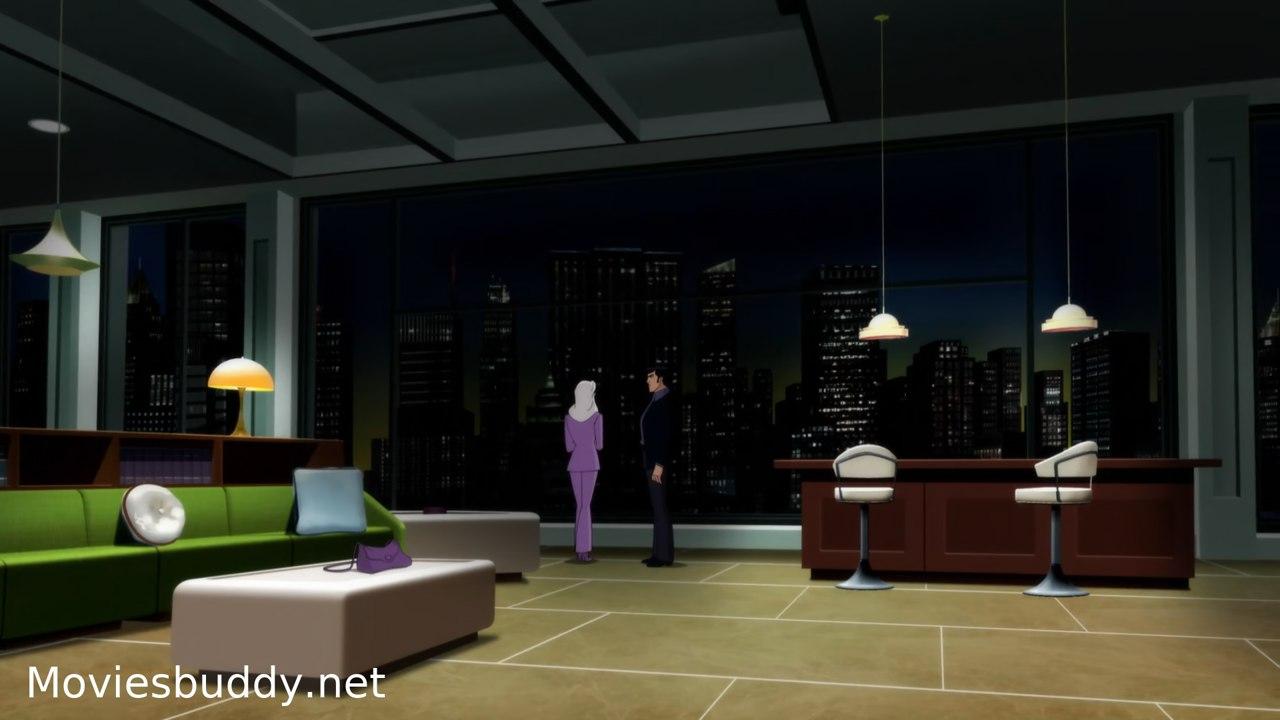 Screenshot of Batman: Soul of the Dragon