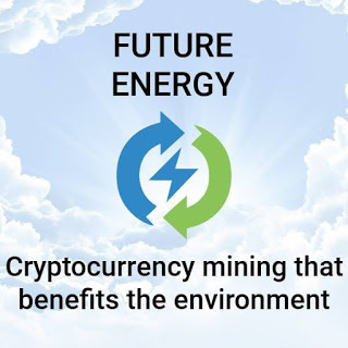 Power consumption by cryptocurrency mining