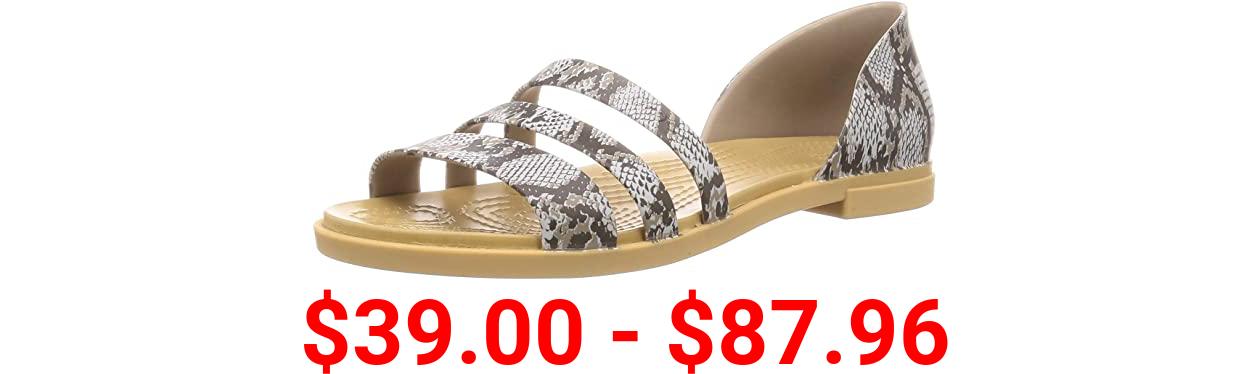 Crocs Women's Beach & Pool Leisure Slippers and Sportwear